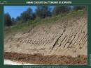 Danni causati dal terreno di riporto